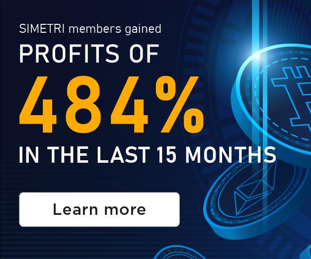 مكاسب SIMETRI بنسبة 484٪